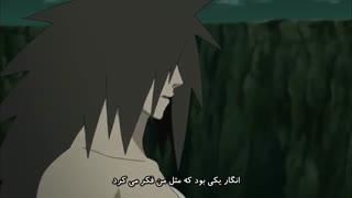 انیمه ناروتو شیپودن|زبان انگلیسی|قسمت 391|زیرنویس فارسی|مادارا اوچیها بلند میشه (Naruto Shippuden)