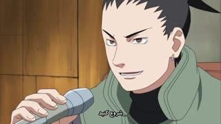 انیمه ناروتو شیپودن|زبان انگلیسی|قسمت 397|زیرنویس فارسی|یک نفر لایق به عنوان یک رهبر (Naruto Shippuden)