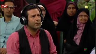 ادابازی پیمان عباسی با موضوع ورزش/ خندوانه ( فصل چهارم)