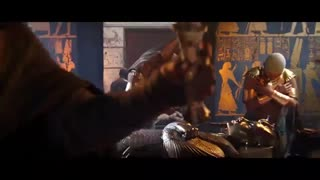 Assassin's Creed Origins Cinematic Trailer تریلر سینماتیک قسمت جدید بازی اساسینز کرید