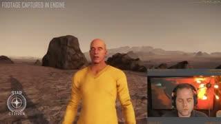 استفاده از فناوری Faceware در بازی Star Citizen