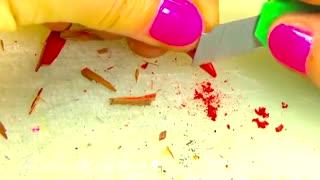 ساخت مداد رنگی خیلی کوچولو (باربی)