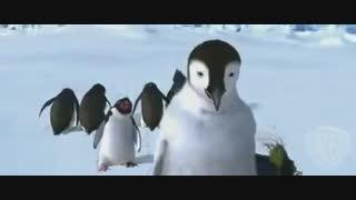 تلیر انیمیشن  Happy Feet 2006