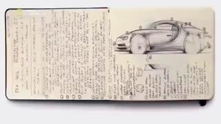 بوگاتی شیرون، سریعترین خودروی جهان چگونه ساخته میشود؟