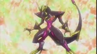 انیمه بسیار زیبای Yu☆Gi☆Oh! VRAINS.قسمت.9............