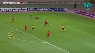 ویدئو توپ120_ خلاصه بازی سپاهان0-0سپیدرود