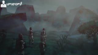 انیمیشن گودزیلا  Godzilla : Monster Planet 2017