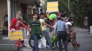 هنر و فرهنگ در خدمت اصلاح رفتارهای اشتباه ترافیکی در تهران