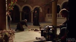 چگونگی ساخت اپیزود اول فصل هفتم سریال بازی تاج و تخت Game of Thrones