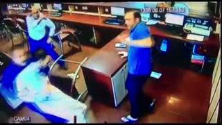 حمله با چاقو به کارکنان ترمینال جنوب