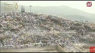 تصاویر زیبا از مراسم حج،  امروز کوه عرفات،  ۹ شهریور 1396
