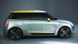 کانسپت خودرو  جدید تمام الکترونیکی BMW