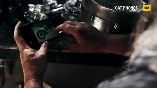 دو گوشی سرسخت از CAT رونمایی شد
