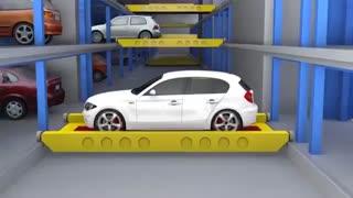 سیستم های هوشمند پارک خودرو در آلمان