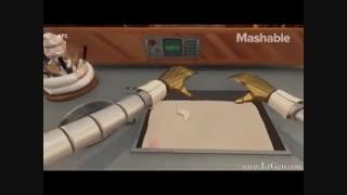 آموزش آشپزی با بازی VR KFC