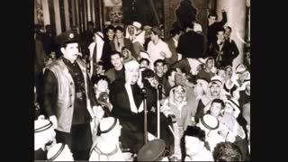 تلاوت قران کریم از مسجد الاقصی قبل از اشغال ان توسط رژِم صهیونیستی