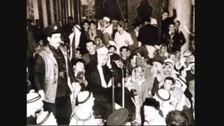 تلاوت اعجازی سوره ابراهیم از مسجدالاقصی قبل از اشغال ان توسط رژیم صهیونیستی