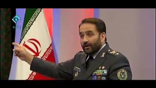 ویدئویی که فرمانده قرارگاه پدافند بعداز یکسال منتشرکرد!