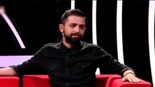 گریه های محسن افشانی برای عشق از دست رفته اش در برنامه تلویزیونی