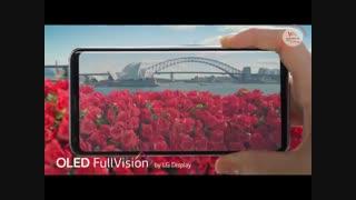 معرفی رسمی LG V30