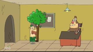دیرین دیرین : درخت