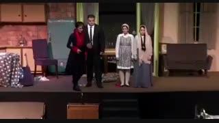 تیزر تئاتر اعتراف با بازی شهاب حسینی و علی نصیریان