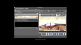 وی اس تی ویلن طبیعی  Solo Violin Virtuoso v.2.0.0.2 KONTAKT