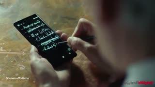 تریلر معرفی samsung Galaxy Note 8 با دوبله ی فارسی
