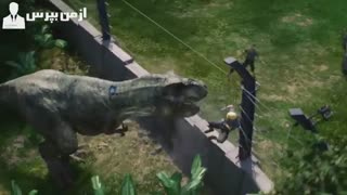 دانلود بازی Jurassic World  ، دنیای ژوراسیک ...