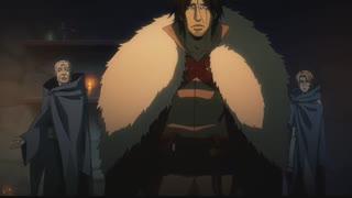 انیمیشن فوق العاده Castlevania قسمت 3 فصل اول