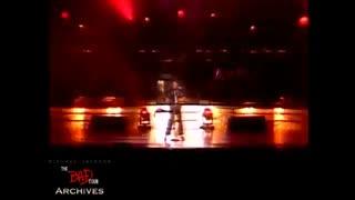 کنسرت «Who's Bad» مایکل جکسون | تور بد در لندن | 14 جولای 1988