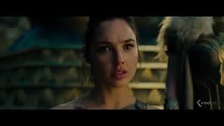تریلر فیلم Wonder Woman 2017