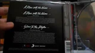 انباکسینگ سینگل «A Place with No Name» مکانی بدون نام | مایکل جکسون | از آلبوم Xscape (فرار)