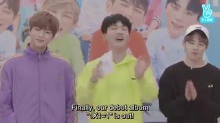 EngSub) Wanna One Champion part 1/5)
