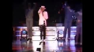 کنسرت «Smooth Criminal» مایکل جکسون | تور بد 1988