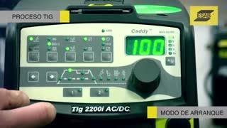 عملکرد دستگاه  تیگ 2200 آمپر ایساب