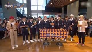 EXO   mini fanmeeting M!countdown