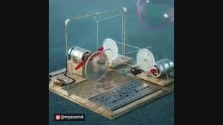 دستگاه باحال حبابساز