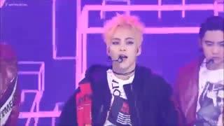 کات اکسو در مراسم Seoul Music Awards + برد دسانگ و .. + اجرا