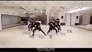 Exo_power_dance practice