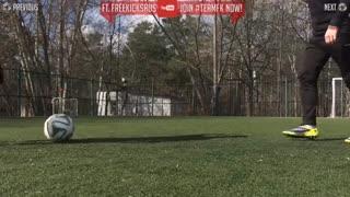 آموزش سه دریبل خفن در فوتبال