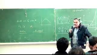 دکتر اجتهادی استاد فیریک دانشگاه شریف: انرژی هستهای یک انرژی کهنه است