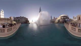 فیلم 360 درجه با کیفیت عالی از جاهای مختلف نبینی از دست دادی
