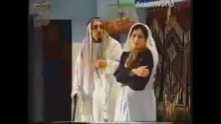 تئاتر خنده دار و شاد (قهوه خانه پدری زری خانوم) با بازی بهزاد محمدی