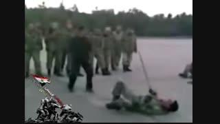 تمرینات نظامی سرهنگ سهیل الحسن