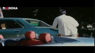 سکانس عصبانیت امیرعلی از داستان روحانی معروف در فیلم دل شکسته(۱۳۸۷)