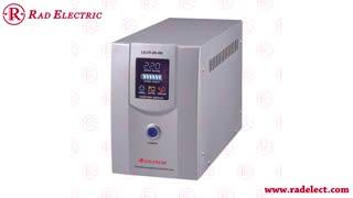 اینورتر- مبدل برق DC به AC-شارژر اتوماتیک باتری گلدستار