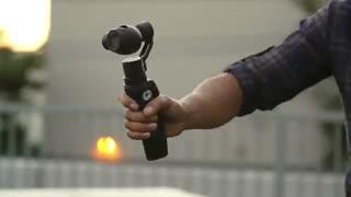دوربین فیلم برداری DJI مدل OSMO Plus
