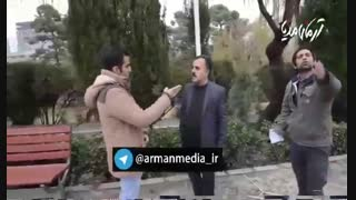 دوربین مخفی وقضیه حمله داعش به ایران
