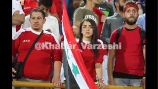 فدراسیون فوتبال سوریه در اعتراض به حجاب اجباری از ایران شکایت کرد. بازی بعدی در عمان